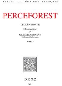 Le roman de Perceforest : deuxième partie -