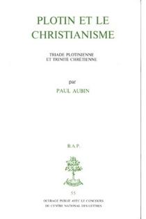 Plotin et le christianisme - PaulAubin