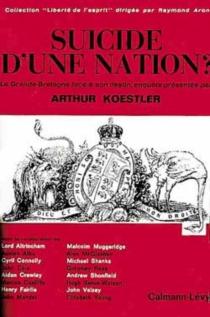 Suicide d'une nation ? - ArthurKoestler