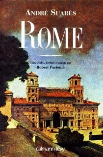 Rome - AndréSuarès