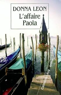 L'affaire Paola - DonnaLeon