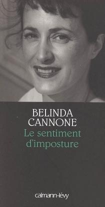 Le sentiment d'imposture - BelindaCannone
