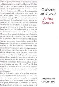 Croisade sans croix - ArthurKoestler