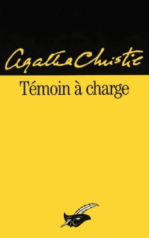 Témoin à charge - Agatha Christie