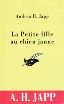 La Petite fille au chien jaune - Andrea PhilipJapp