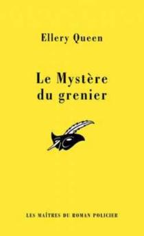 Le mystère du grenier - ElleryQueen