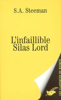L'infaillible Silas Lord - Stanislas-André Steeman