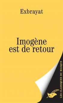 Imogène est de retour - CharlesExbrayat