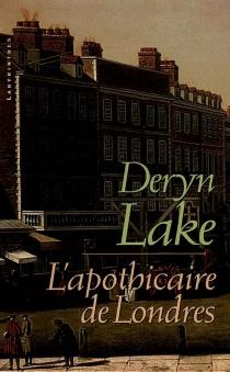 L'apothicaire de Londres - DerynLake