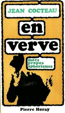 Jean Cocteau en verve - JeanCocteau