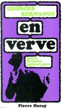 Georges Bernanos en verve - GeorgesBernanos