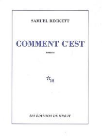 Comment c'est - SamuelBeckett