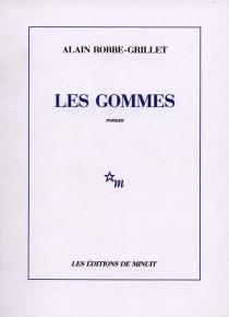 Les gommes - AlainRobbe-Grillet