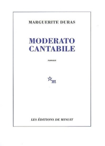 Moderato cantabile - MargueriteDuras