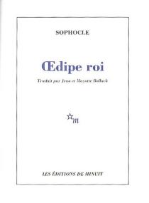 Oedipe roi - Sophocle