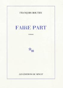 Faire part - FrançoisBoutry