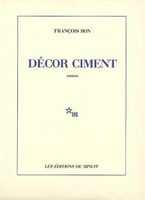 Décor ciment - FrançoisBon