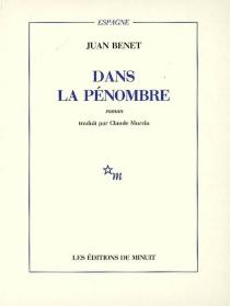 Dans la pénombre - JuanBenet