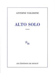 Alto solo - AntoineVolodine