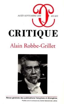 Critique, n° 651 -