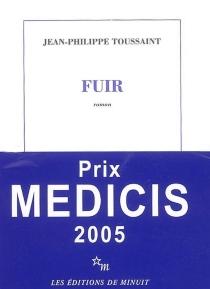 Fuir - Jean-PhilippeToussaint