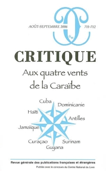 Critique, n° 711 - Albert James Arnold
