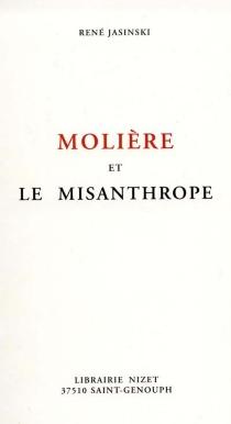 Molière et le Misanthrope - RenéJasinski