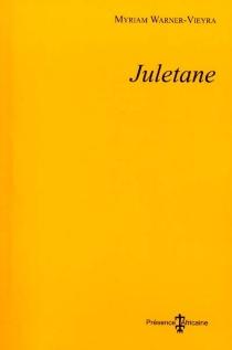 Juletane - MyriamWarner-Vieyra