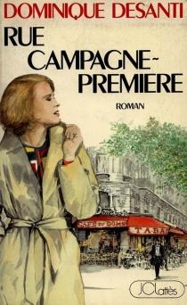 Rue Campagne-Première - DominiqueDesanti