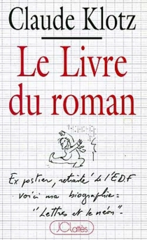 Le Livre du roman - ClaudeKlotz