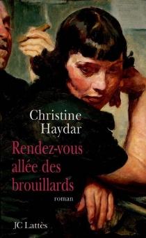 Rendez-vous allée des brouillards - ChristineHaydar