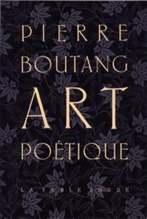Art poétique : autres mêmes... - PierreBoutang