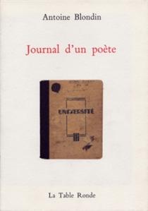 Journal d'un poète - AntoineBlondin