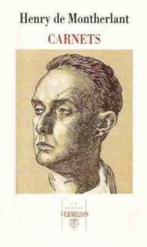Carnets : XIX à XXXV et XLII et XLIII - Henry deMontherlant