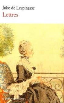 Lettres - Julie deLespinasse