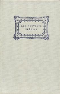Les nouveaux prêtres - Michel deSaint-Pierre