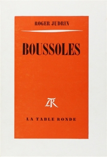 Boussoles - RogerJudrin