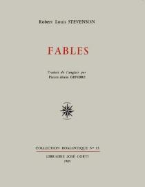 Fables - Robert LouisStevenson