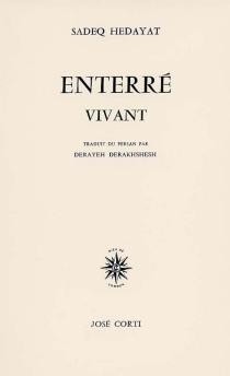 Enterré vivant - SadeqHedayat