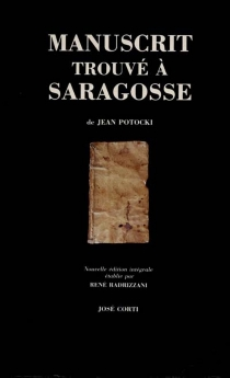 Manuscrit trouvé à Saragosse - JanPotocki