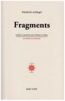 Fragments - Friedrich vonSchlegel