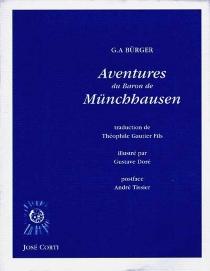 Les aventures du baron de Münchhausen - Gottfried AugustBürger