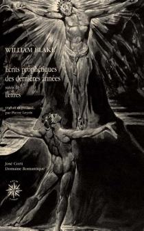 Ecrits prophétiques - WilliamBlake