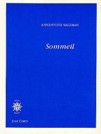 Sommeil - Anne-SylvieSalzman