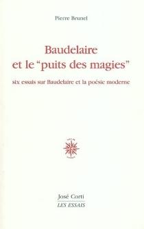 Baudelaire et le puits des magies : six essais sur Baudelaire et la poésie moderne - PierreBrunel