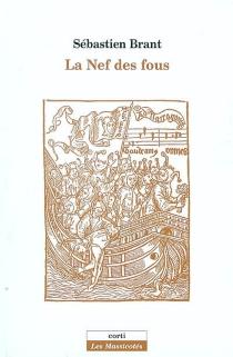 La nef des fous| Les songes du seigneur Sébastien Brant - SebastianBrant