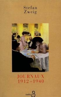 Journaux : 1912-1940 - StefanZweig