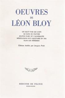 Oeuvres de Léon Bloy - LéonBloy