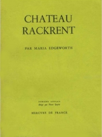 Château Rackrent - Maria Edgeworth