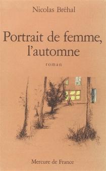 Portrait de femme, l'automne - NicolasBréhal